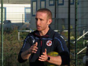 Ed Jackson-Sankey, Post 16 Football Programme Lead